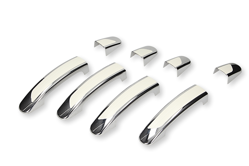 Chromed door handles Ford Transit